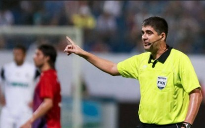 Arbitrii adiționali și în Liga 1(VIDEO)