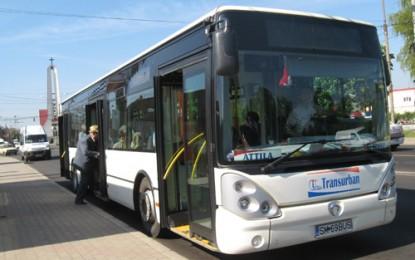 Programul autobuzelor de Paste
