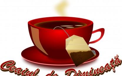 Ceaiul de dimineata