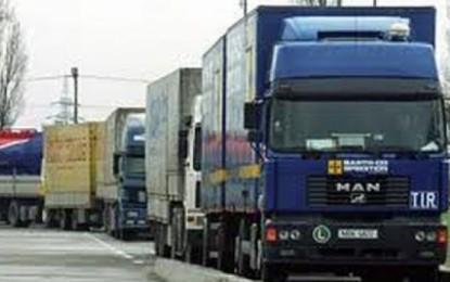 Transportatorii vor primi înapoi 4 eurocenți pe litrul de motorină