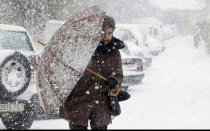 COD GALBEN de ninsori în mai multe judeţe din ţară