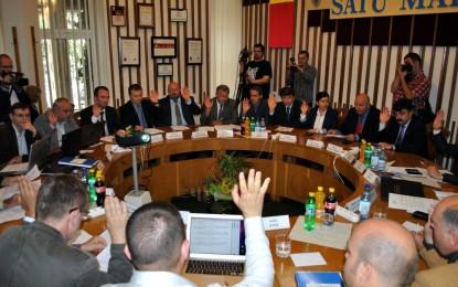 """Consilierii au votat pentru sala de gimnastica de la """"Gheorghe Dragos"""""""