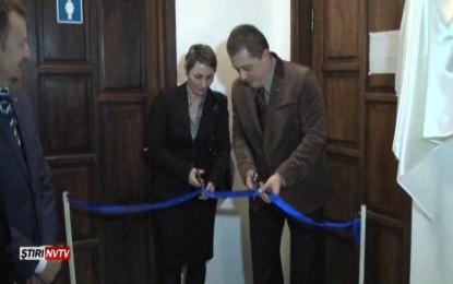 Centrul de excelență beneficiază de azi de un laborator la standarde europene