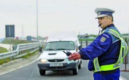Tânăr din Capitală, prins a zecea oară la volan fără permis