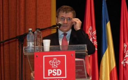 Delegaţie sătmăreană la lansarea candidaţilor alianţei PSD-UNPR-PC