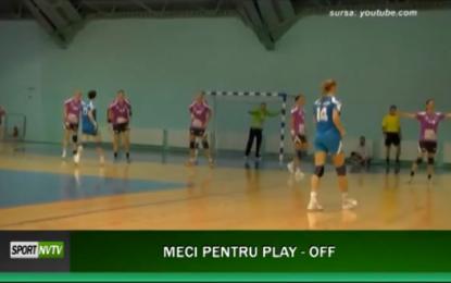 Meci pentru PLAY OFF