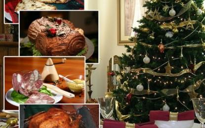 Cum sărbătoreşte comunitatea ucraineană Crăciunul şi Anul Nou. Vezi cu ce specialităţi se laudă (VIDEO)