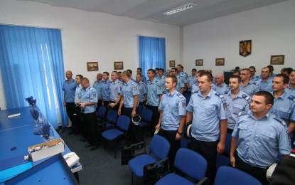 Jandarmii la datorie de Zilele Orasului