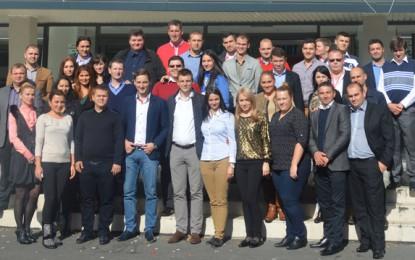 Reuniune regionala a tinerilor social-democrati