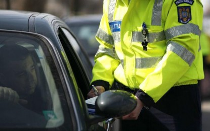 Dosar penal pentru circulatia cu un un vehicul neînmatriculat