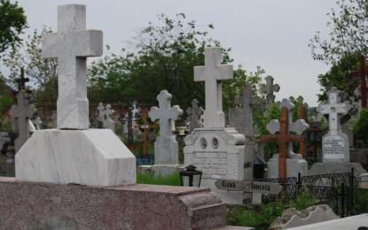Transhumanta prin cimitir