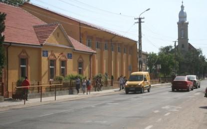 Modernizare în Livada