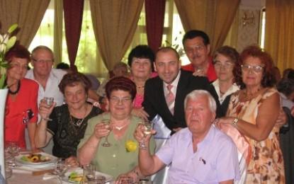 Corul pensionarilor a oferit un recital de Paste