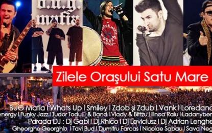 Zilele Orasului Satu Mare 2014