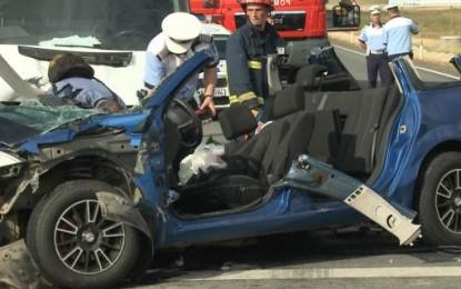 Imprudenta la volan face tot mai multe victime. Statiscticile arata ingrijorator