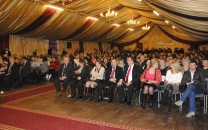 Opera Română din Craiova a repurtat un mare succes la Bistriţa