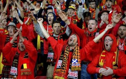 Bucuria victoriei i-a adus moartea! Un suporter belgian a decedat în timp ce sărbătorea triumful echipei favorite