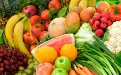 Câte fructe şi legume e indicat să mănânci zilnic