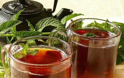 7 mari beneficii ale ceaiului de menta