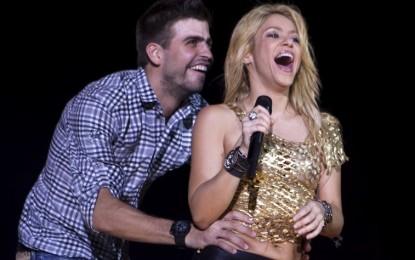 Shakira și Pique au interzis la sex pe durata Campionatului Mondial