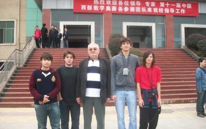 Satmareanul Andrei Bud s-a intors cu medelia de argint de la Olimpiada Internationala de Matematica