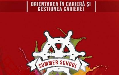 Școala de Vară: Orientare în Carieră și Gestiunea Carierei