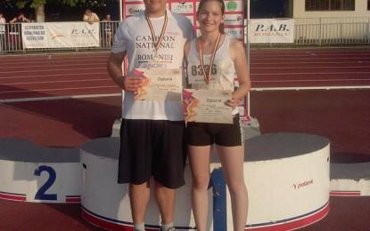 Medaliati la atletism