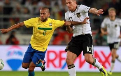 Brazilia – Germania. Meci de cinci stele la Belo Horizonte