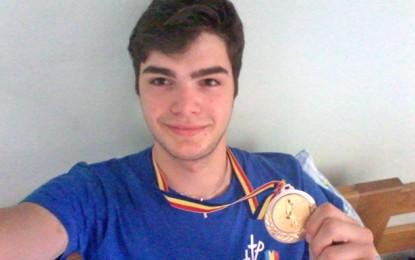 Floretistul Bogdan Dascălu campion si la BAC