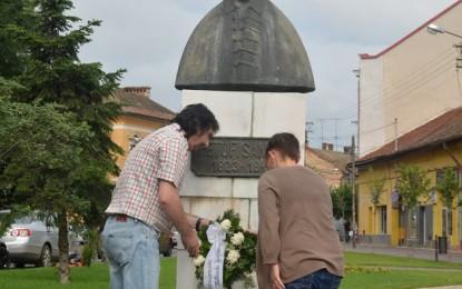 Petofi Sandor, comemorat la Carei