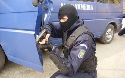 Jandarmii la datorie