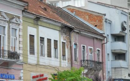 Pledoarie pentru renovarea cladirilor din Satu Mare
