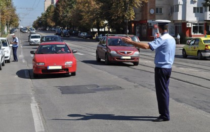 Indisciplina în trafic, la cote alarmante