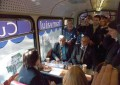 Tramvaiul-restaurant atrage turistii care vizitea orasul Lyon