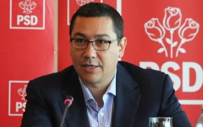 Ponta a castigat PSD-ul