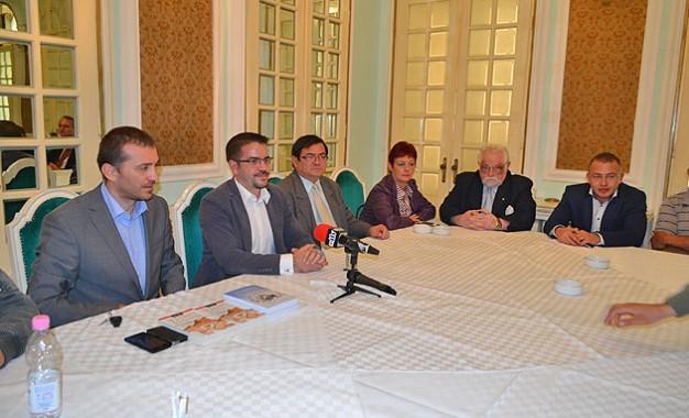 Partidul România Unită a luat fiinţă şi la Satu Mare