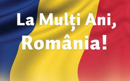 De ziua Romaniei