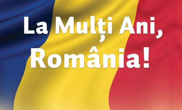 """""""Romania-n noi se-ncrede"""""""