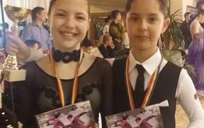 Oana Bumba şi Ciprian Mariţa, vicecampioni naţionali