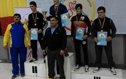 Locul trei pentru Mădălin Bulgăr la Cupa României
