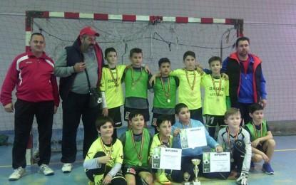Il Calcio a câştigat Cupa 1 Martie Mărţişor