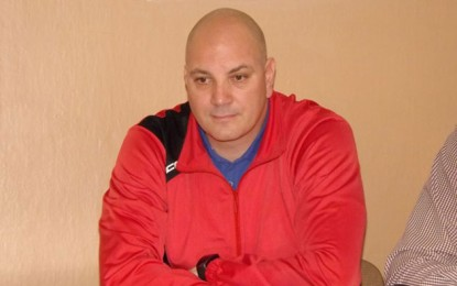 Adrian Pricop, selecţionerul naţionalei U 20