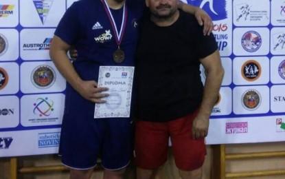 Lenard Berei, un bronz cât o medalie de aur!