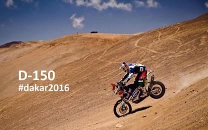 Traseu modificat pentru Mani Gyenes la Dakar 2016
