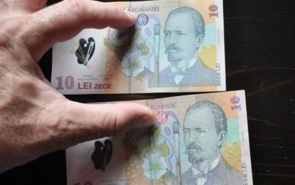 Bancnote false la Satu Mare