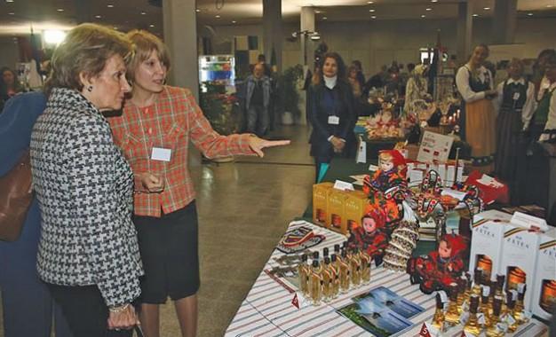 Țara Oașului a fost promovată la Bazarul diplomatic din Lisabona