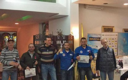 Ovi Domide și Daniel Nistor, campioni naționali la Rally Raid