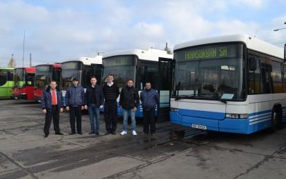 Autobuze NOI pentru SĂTMĂRENI