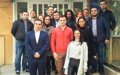 Tinerii social-democraţi sătmăreni au organizat o nouă acţiune de donare de sânge