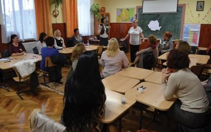 Cerc pedagogic sub semnul dragostei la Turţ